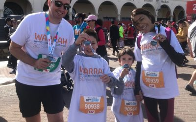 City2Surf – Team Warrah