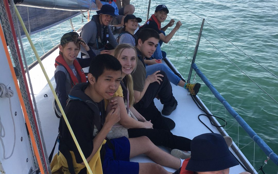 Winds of Joy Sailing Program