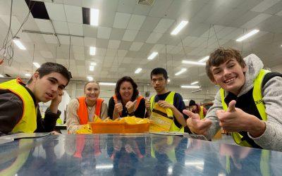 Endeavour Work Experience Program
