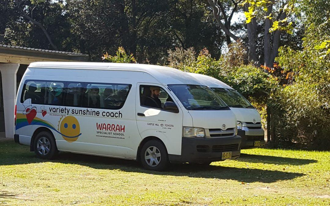 Warrah Tax Appeal 2021 – New Wheels for Warrah
